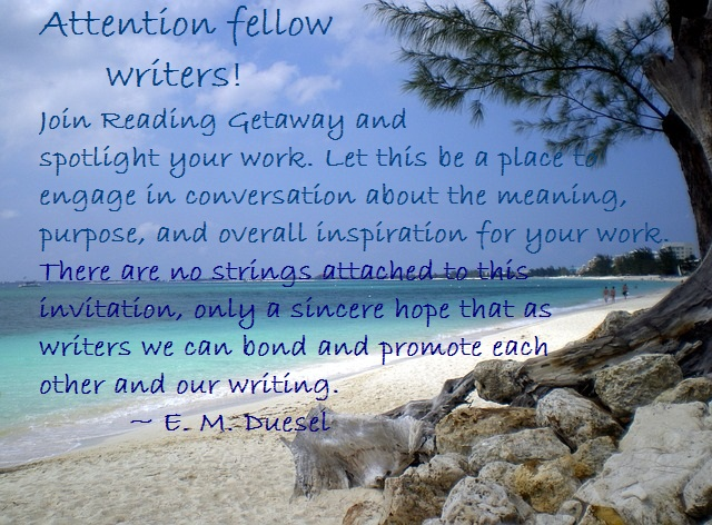 reading getaway invitation to writers